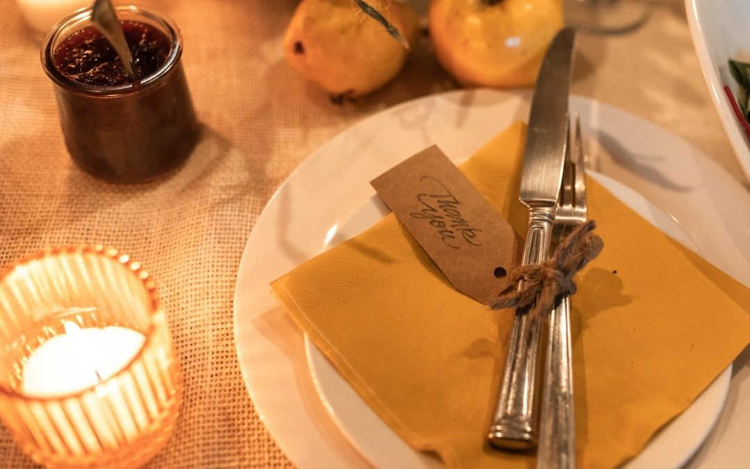 Give Thanks: Good customer service IS your bread and butter